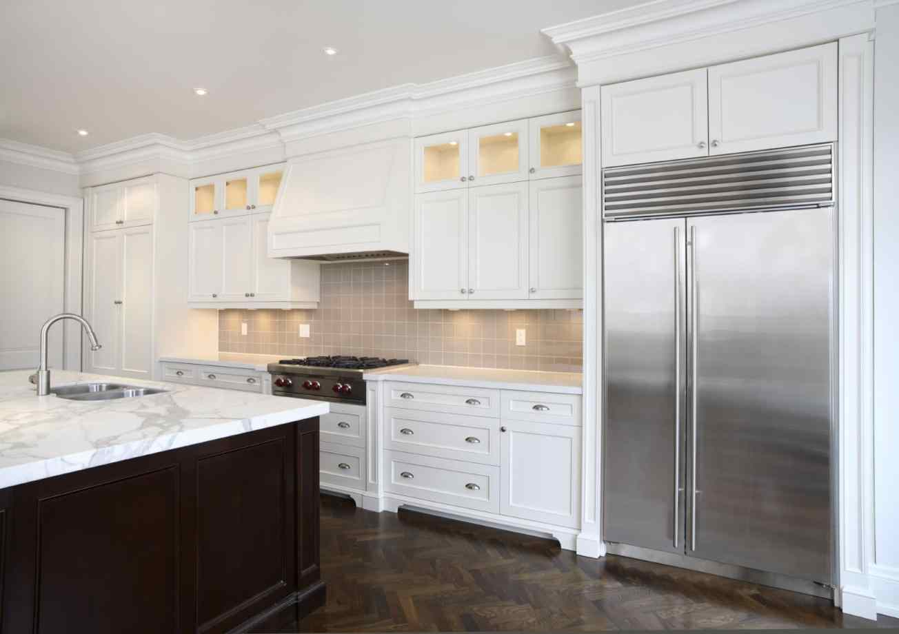 Types Of White Marble For Countertops
